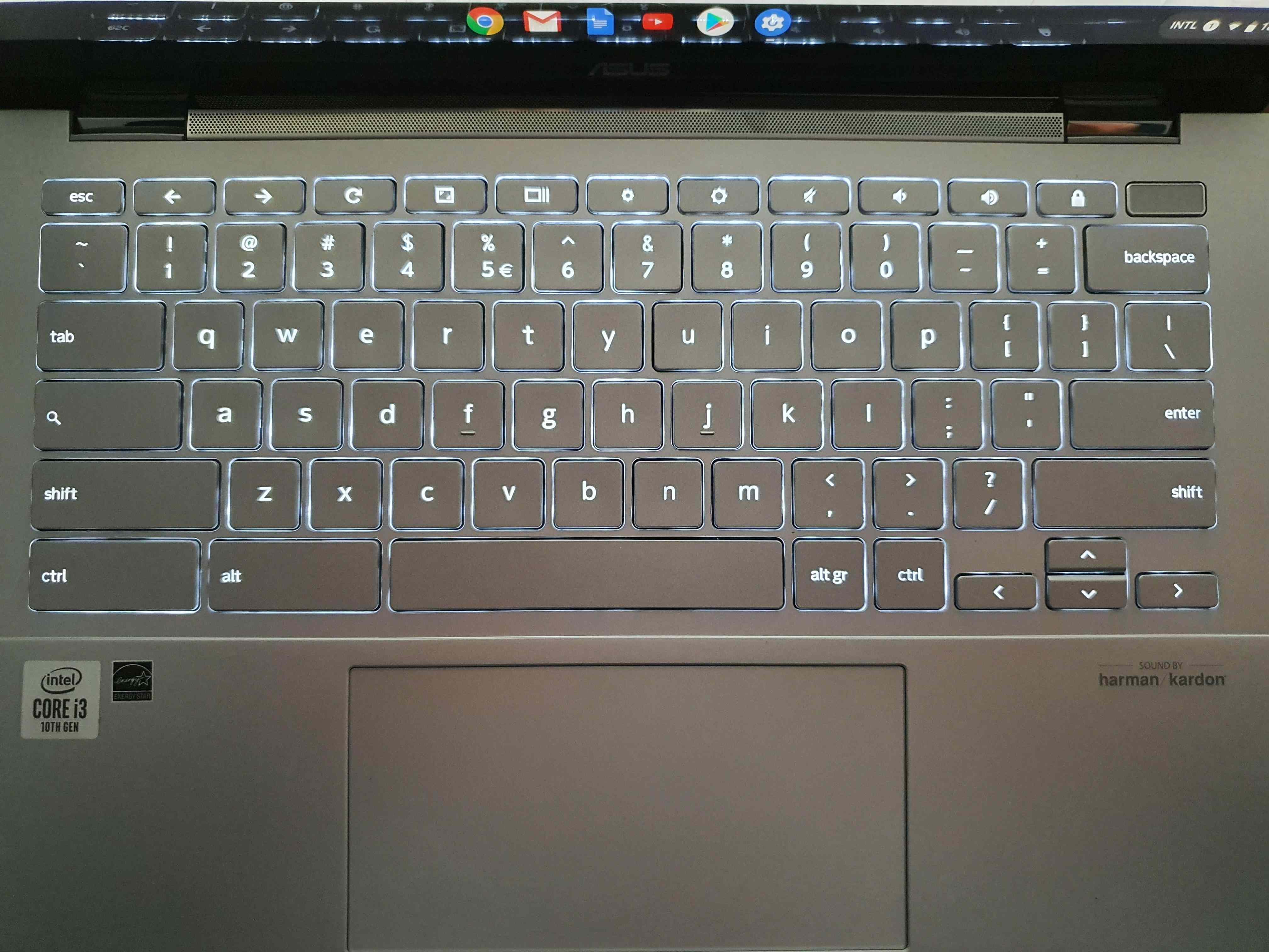 verlicht toetsenbord 312 1