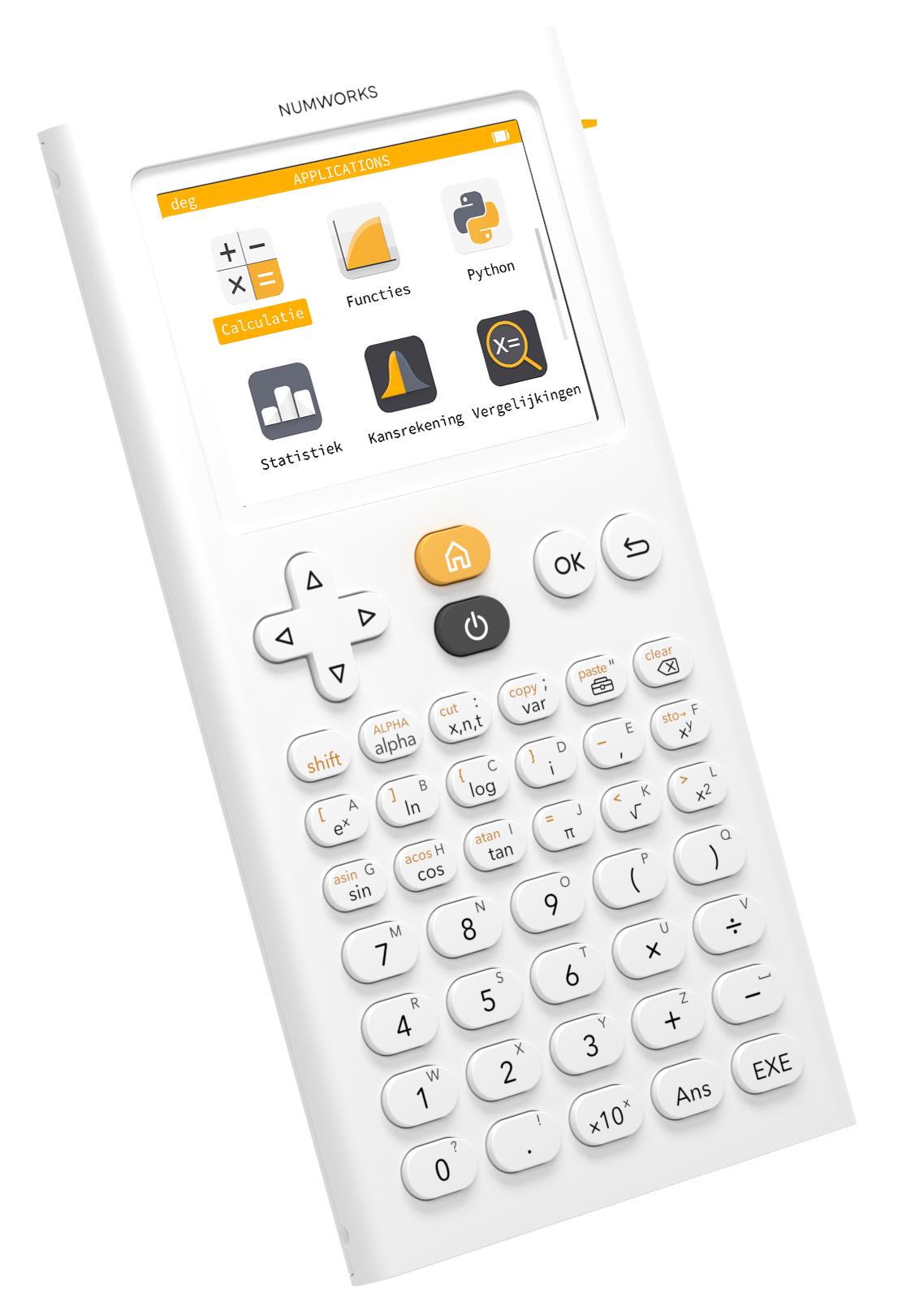 calculator productshot