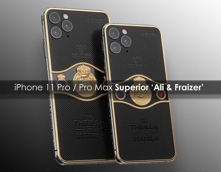 caviar iphone 11 pro superior ali en frazier
