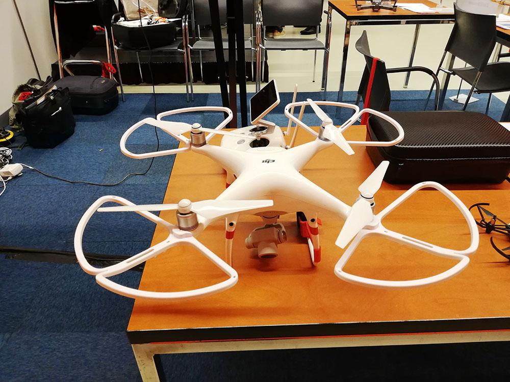 expo drones