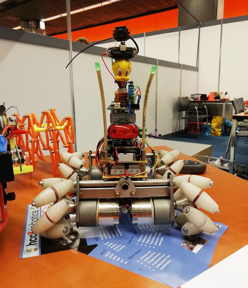 expo robotica3