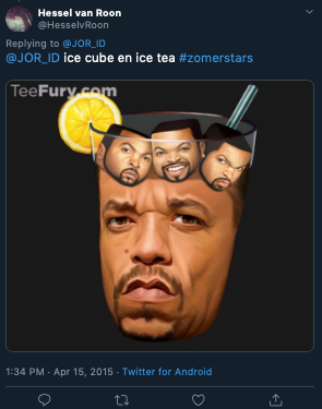 twitter icecube